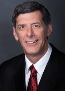Mark Weber, executive director of the Eden Prairie Community Foundation.